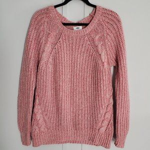 Size S Old Navy Wool Blend Chunky Sweater